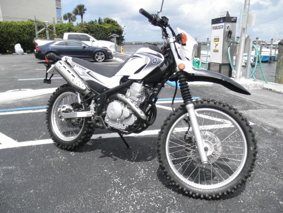 2008 Yamaha XT250
