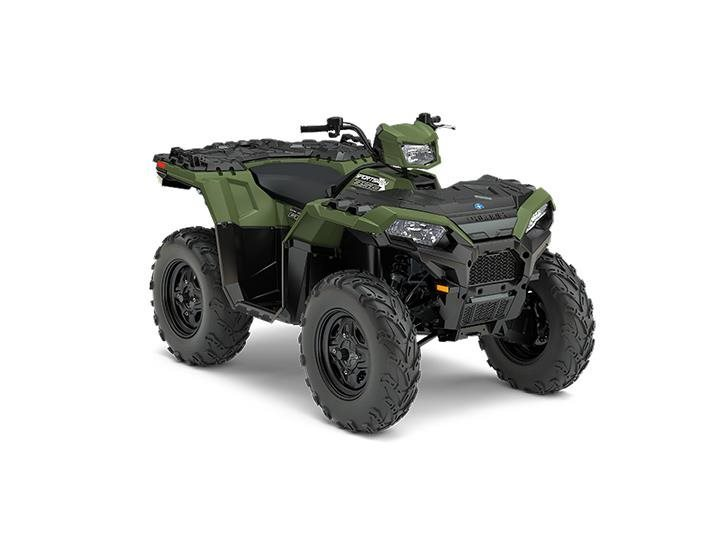 2017 Polaris Sportsman 850