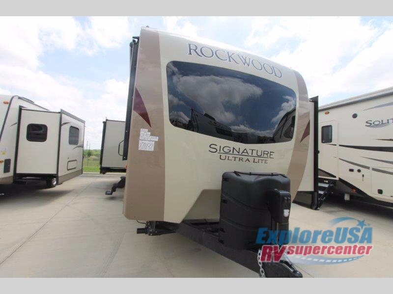 2018 Forest River Rv Rockwood Signature Ultra Lite 8329SS