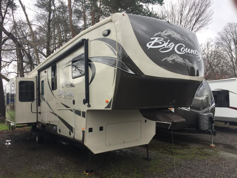 2012 Heartland BIG COUNTRY 3650RL