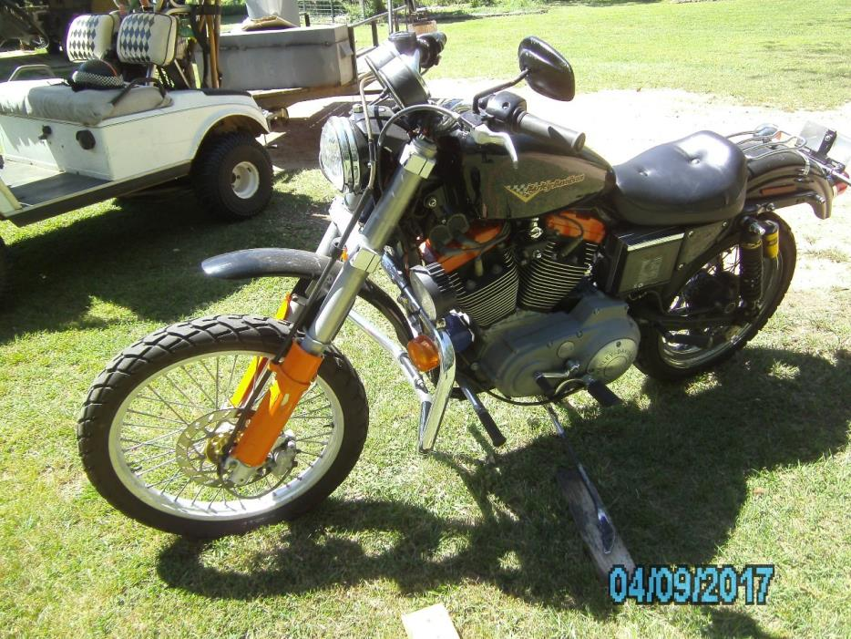 2001 Harley-Davidson SPORTSTER 1200 SPORT