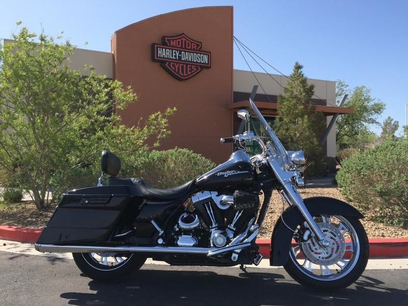 2007 Harley-Davidson FLHR - Road King