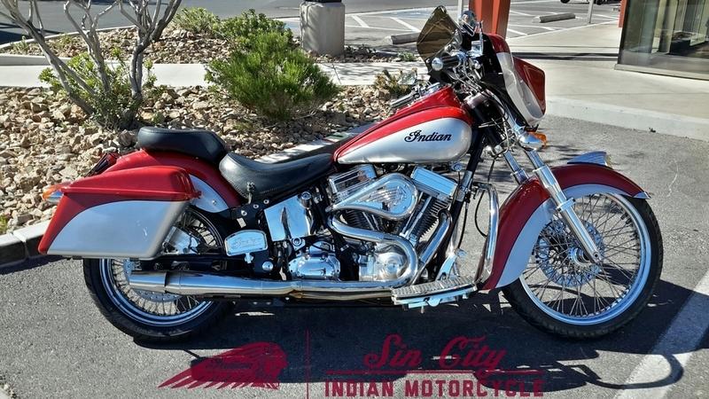 2003 Indian Motorcycle Spirit Deluxe