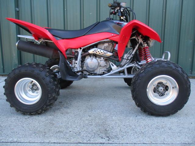 2012 Honda TRX 400X