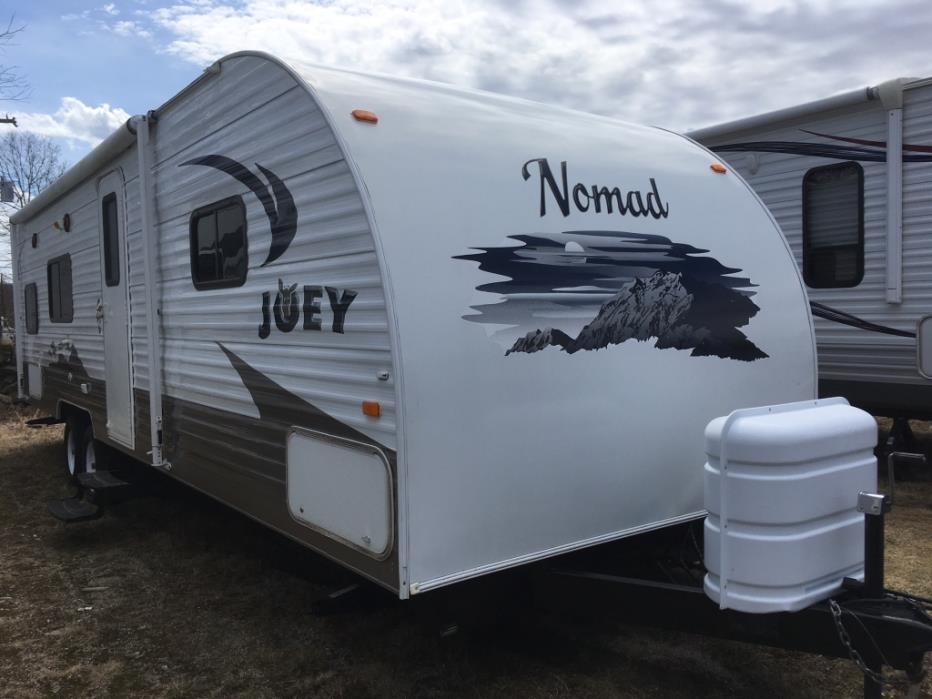 2012 Skyline Nomad 279 JOEY