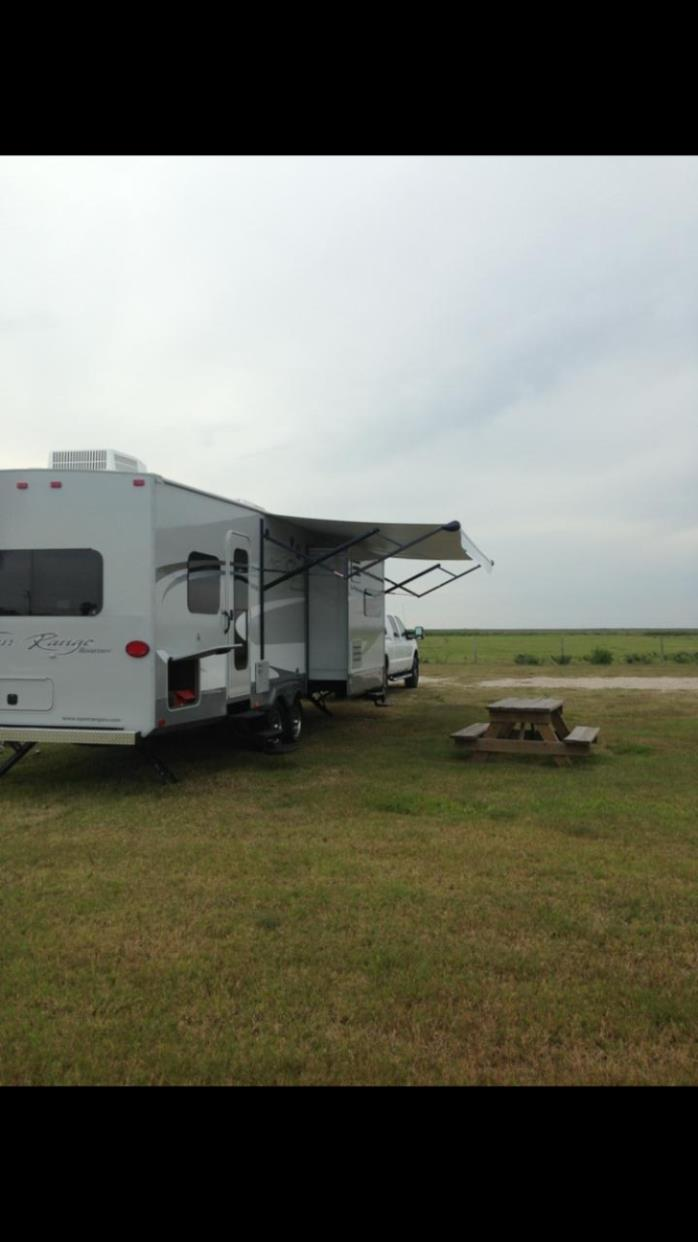 2013 Open Range ROAMER RT320RES