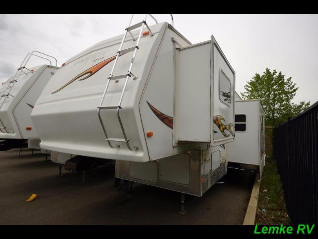 2006 Forest River Sandpiper F37