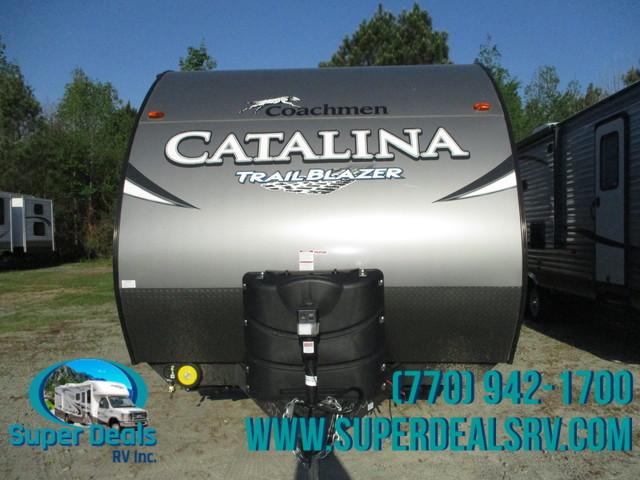 2018 Coachmen Catalina TrailBlazer 26TH