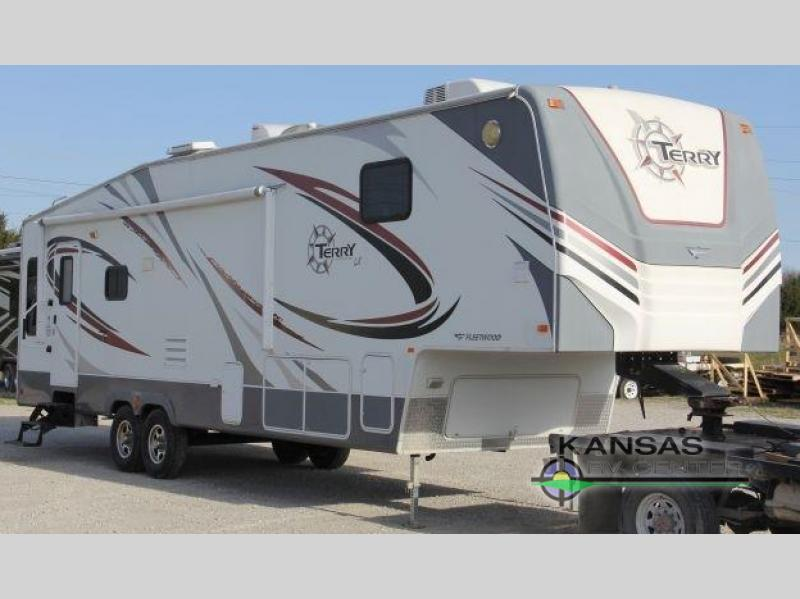 2009 Fleetwood Rv Terry LX Series 335 RLDS