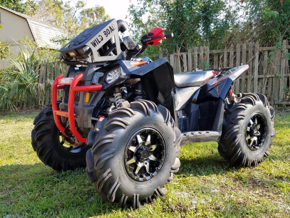 2013 Polaris SCRAMBLER XP 850 H.O. EPS LE