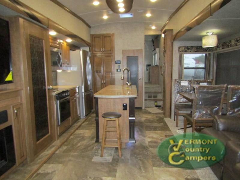 2018 Forest River Rv Cedar Creek Hathaway Edition 38FBD