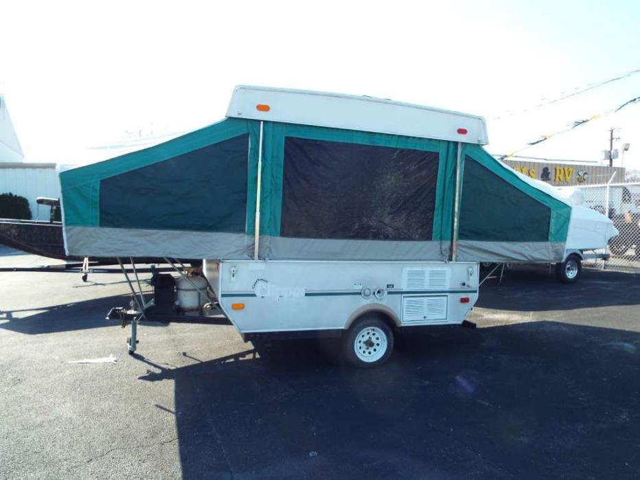 2004 Coachmen Clipper Sport 086