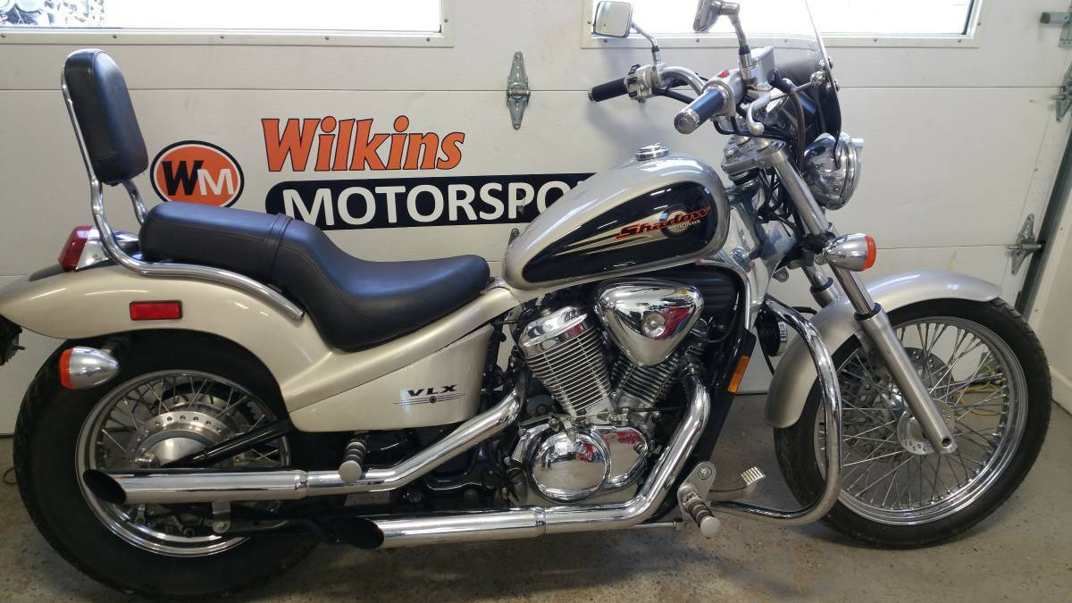 honda shadow 600 vlx600 vehicles for sale. Black Bedroom Furniture Sets. Home Design Ideas