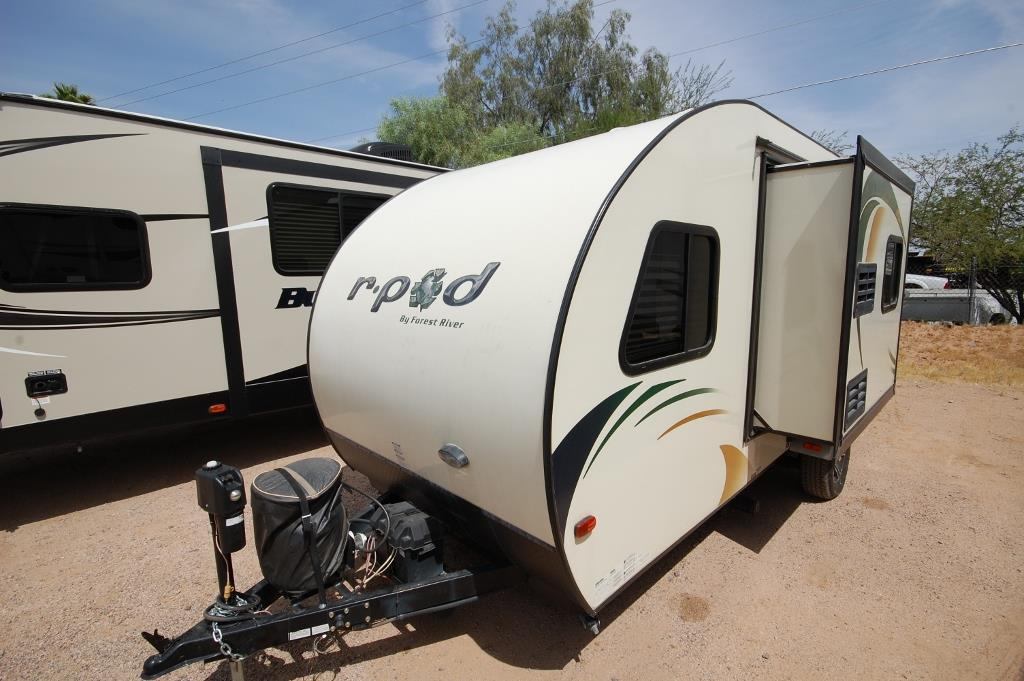 2014 Forest River R-Pod RP-178