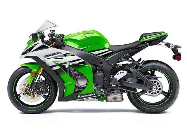 2015 Kawasaki Ninja ZX™-6R ABS 30th Anniversary