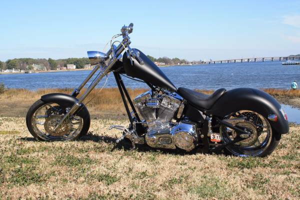 2004 Vengeance RAIDER
