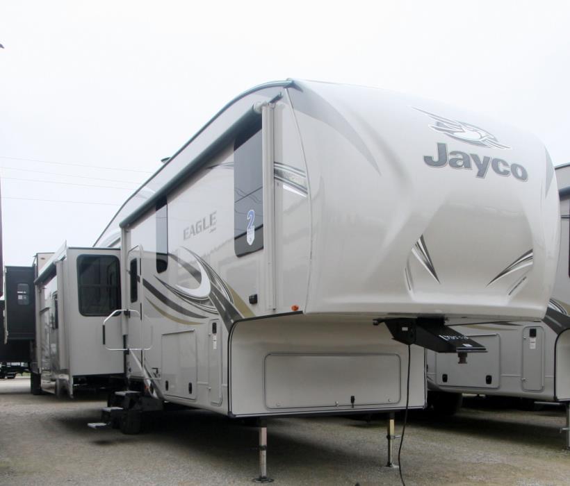2016 Jayco Eagle Premier 321rlts