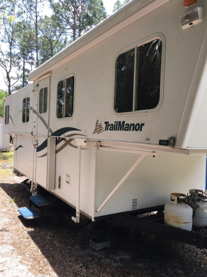 2006 Trailmanor 2619