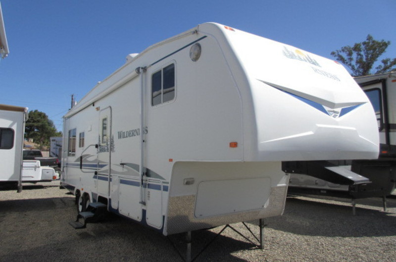 2007 Fleetwood Wilderness 295RL