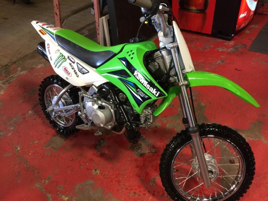 kawasaki klx 110 l motorcycles for sale in tennessee. Black Bedroom Furniture Sets. Home Design Ideas