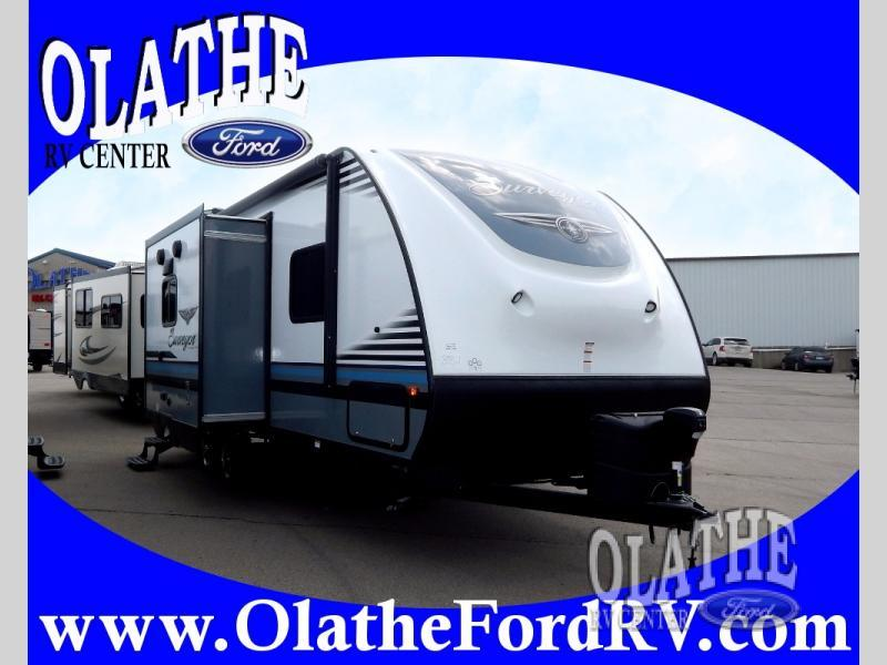 2018 Forest River Rv Surveyor 226RBDS