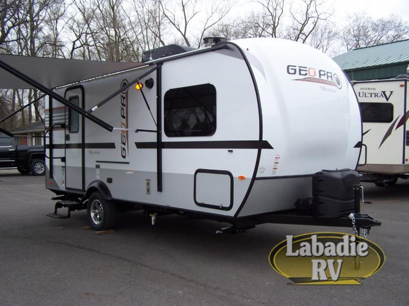 2018 Forest River Rv Rockwood Geo Pro 17RK