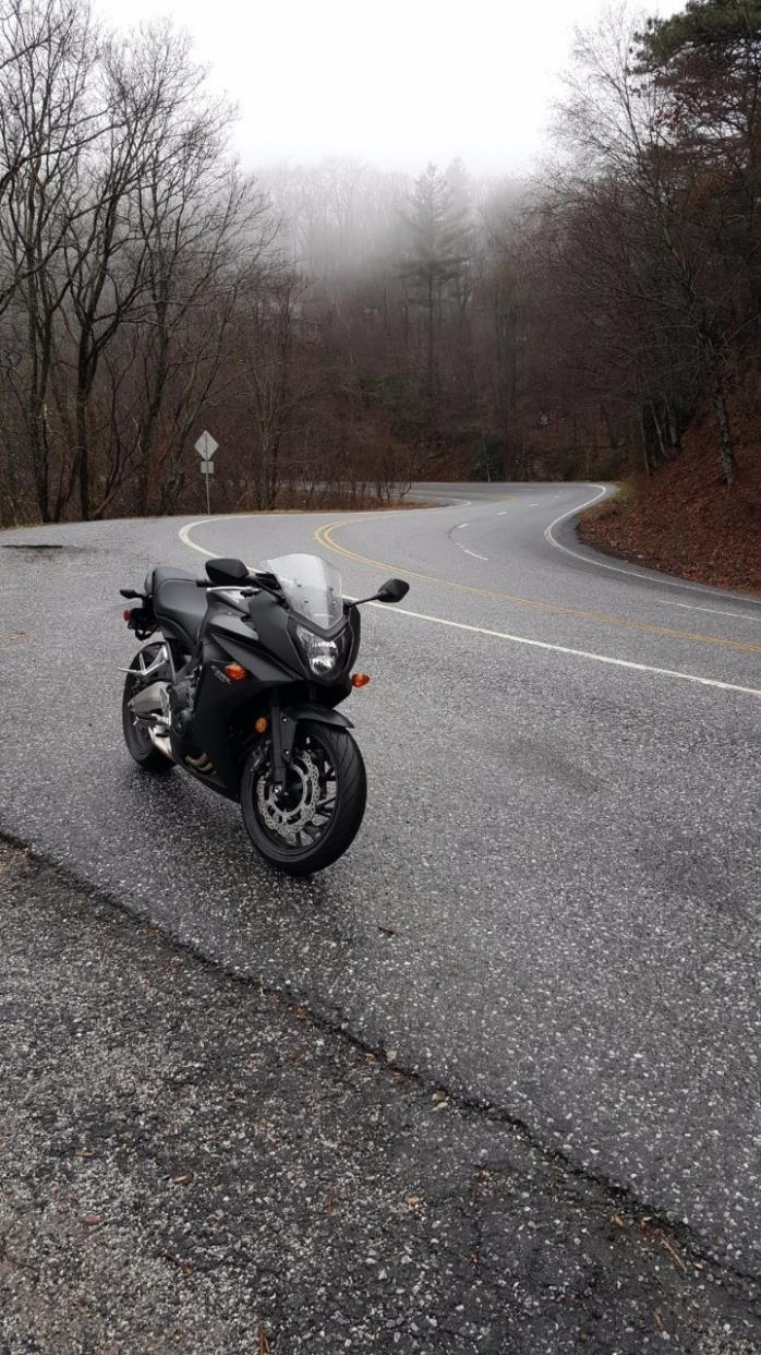 2014 Honda CBR 650F ABS