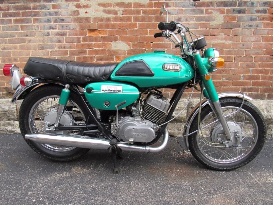 1969 yamaha 350 motorcycles for sale for Yamaha 350cc motorcycles