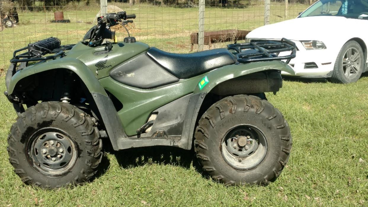2013 Honda FOURTRAX RANCHER 4X4