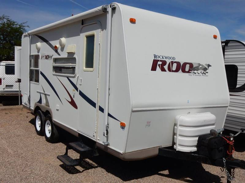 2007 Forest River Rockwood Roo21RS