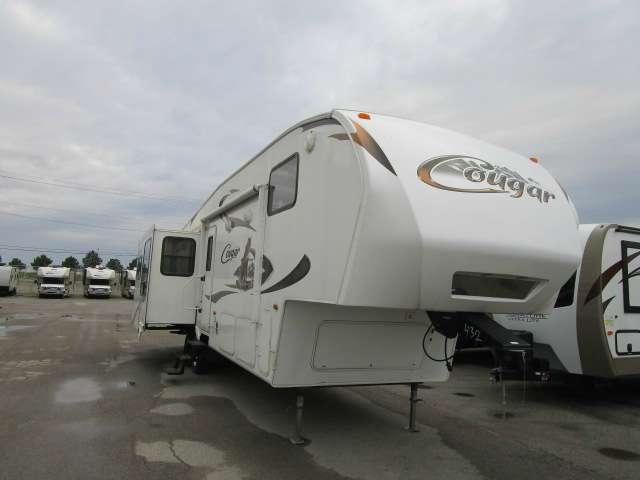 2010 Keystone Cougar RV East 326MKS