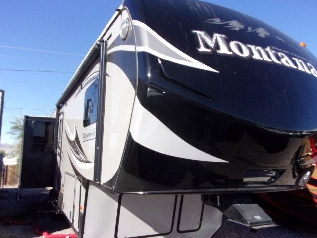 2014 Keystone Montana High Country 318RE