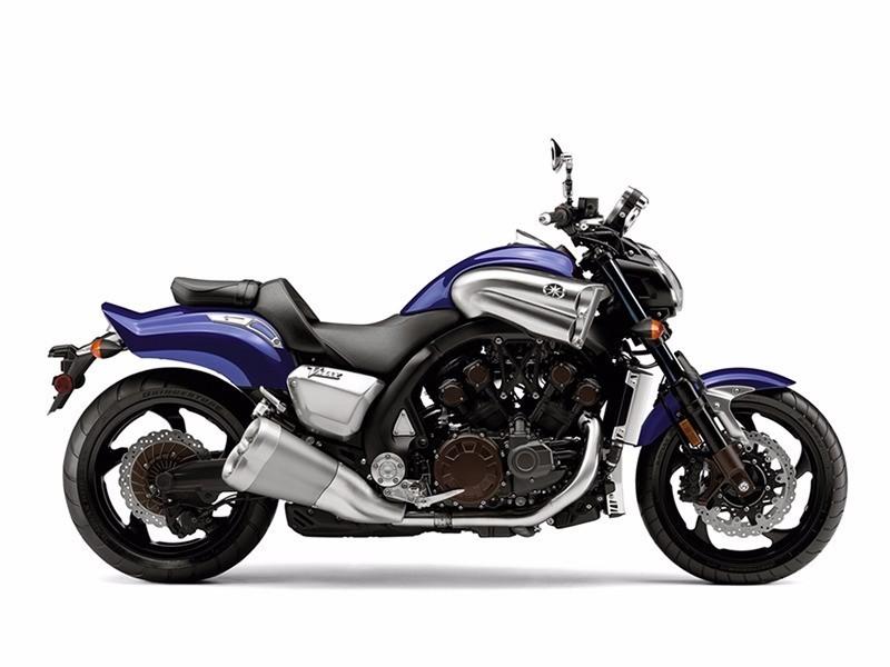2016 Yamaha VMAX
