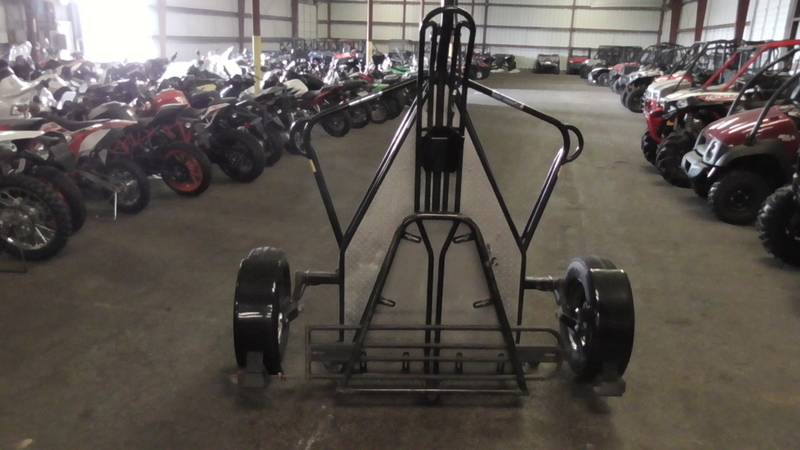 2016 Kendon Single Ride-Up SRL Stand-Up Motorcycle Trailer