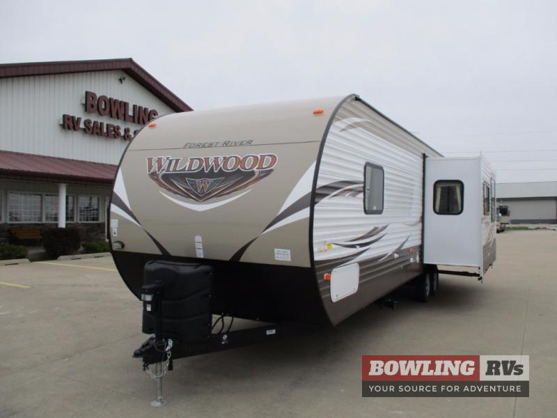 2018 Forest River Rv Wildwood 27RKSS