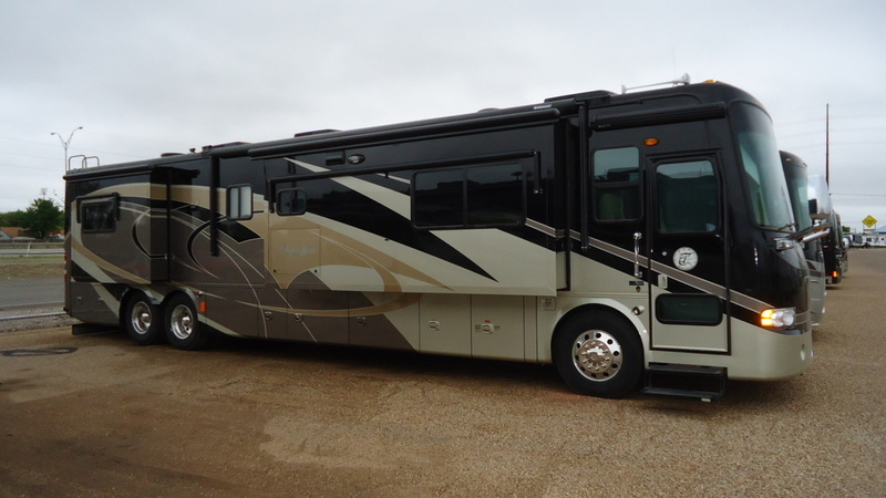 2009 Tiffin ALLEGRO BUS 43 QRP