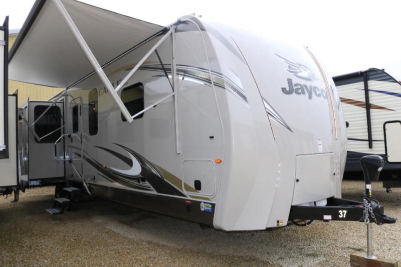 2017 Jayco Eagle Travel Trailers 330RSTS