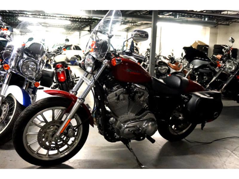 2006 Harley-Davidson XL883C - Sportster 883 Custom