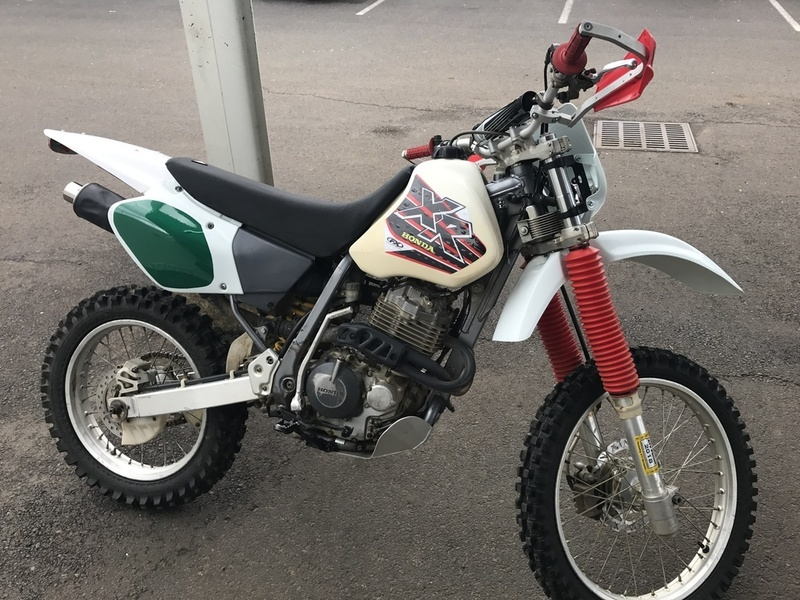 1997 honda xr 400 vehicles for sale. Black Bedroom Furniture Sets. Home Design Ideas