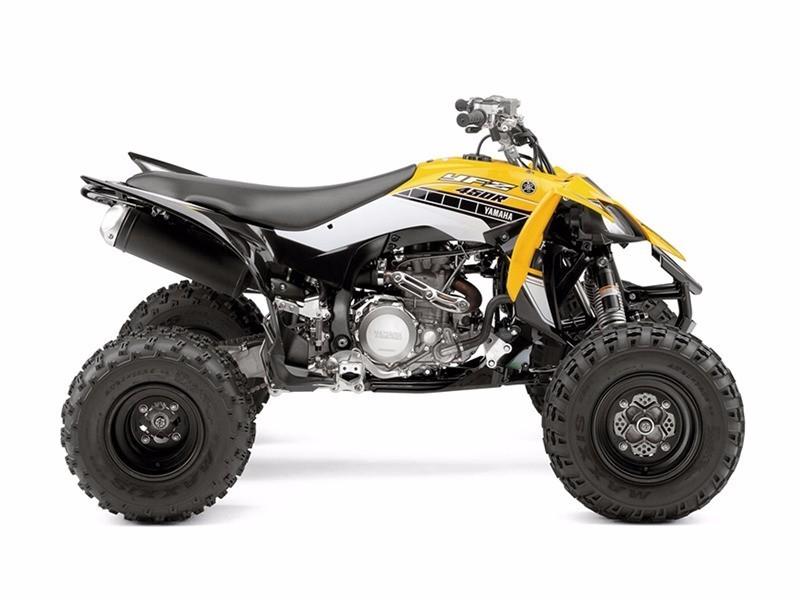 2015 Yamaha YFZ450R SE