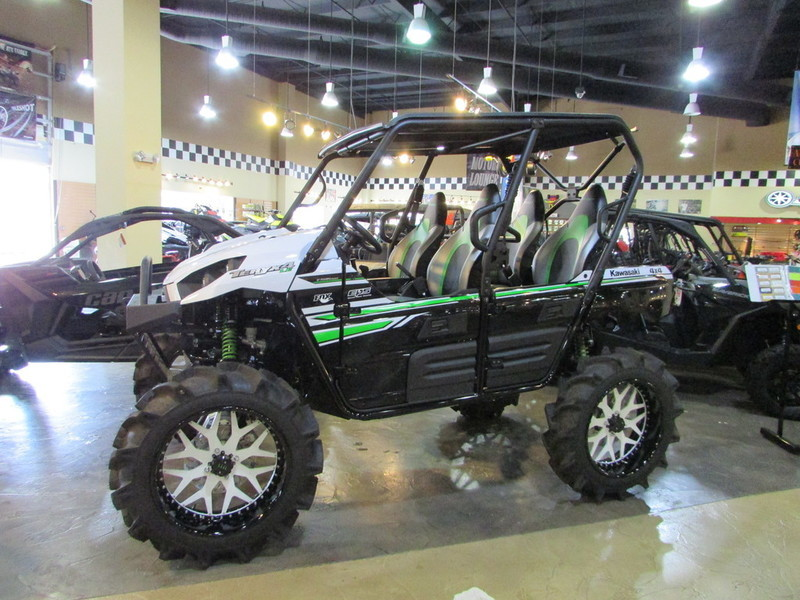 2017 Kawasaki Teryx4 LE