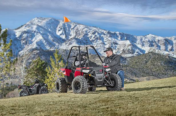 2017 Polaris Polaris Ace 150 EFI