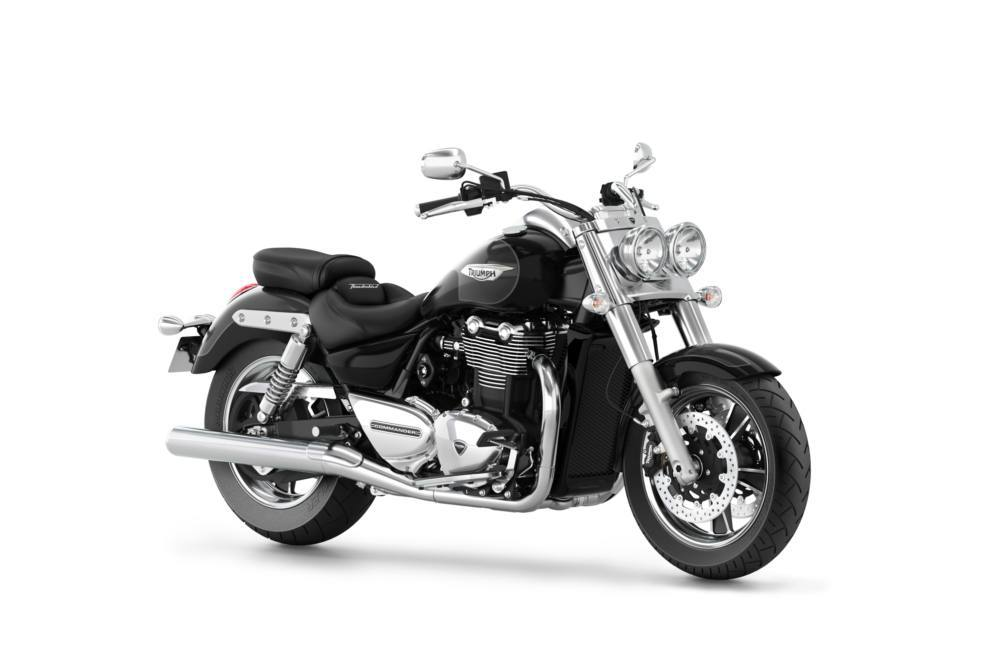 2015 Triumph Thunderbird Commander - Two-Tone