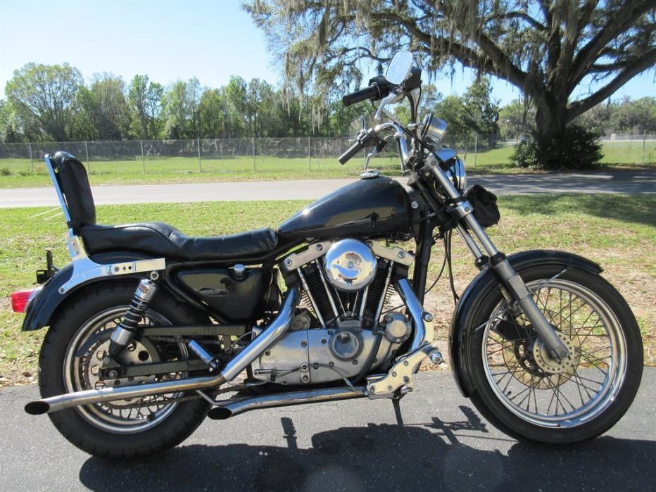 1984 Harley Davidson XL