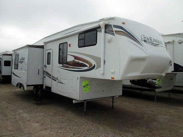 2012 Jayco EAGLE SUPER LITE 31.5rlts