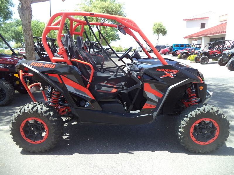 2016 Can-Am Maverick X rs TURBO 1000R