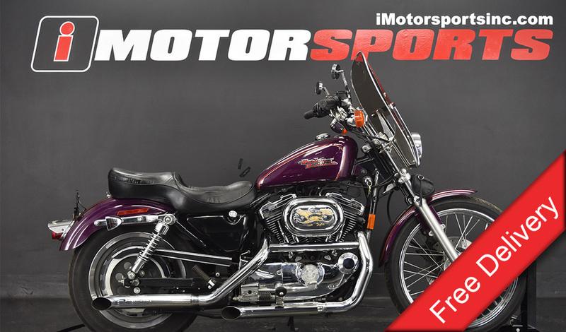 1997 Harley-Davidson XL1200C