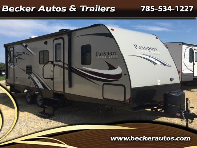 2017 Keystone Rv Passport (Express, Ultra Lite) 2810BH