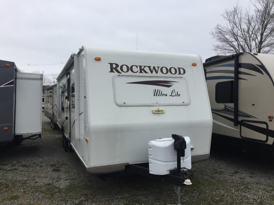 2010 Forest River ROCKWOOD 2701SS