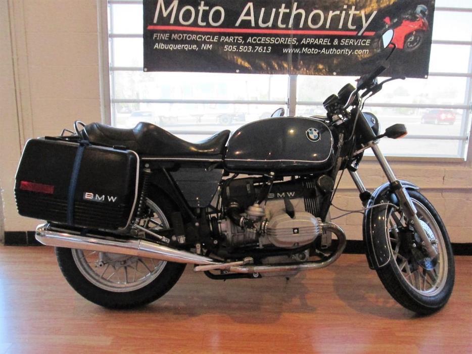 1983 BMW R80R